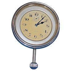 Elgin 8 day Automobile Clock