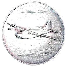 First Flight  Spruce Goose Medal