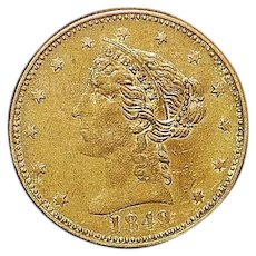 California Gold Rush Token