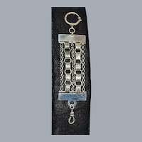 Dutch Silver Watch Chain