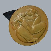 Bronze Art Medal for Music and Drama - 1958