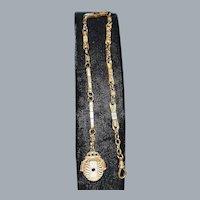 Victorian Watch Chain, c. 1890