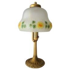 Vintage Art Deco Boudoir TABLE LAMP