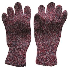 Early Child's Knitted Gloves, Lancaster, PA
