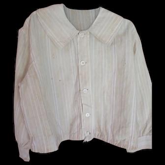 Early Child's Homespun Shirt