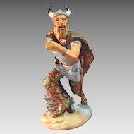 Royal Doulton Viking Figure HN2375
