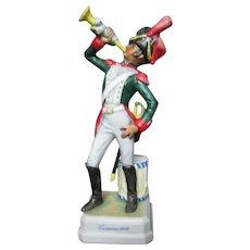 Goebel Napoleonic Military Figurine Cuirassier 1812