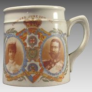 Grimwades Winton Small Mug George and Mary 1911 Coronation