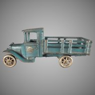 Arcade Manufacturing Large Stake Truck Die Cast