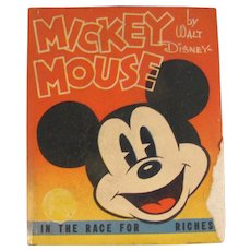 Mickey Mouse in the Race for Riches