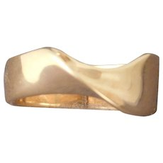 Ladies 14 Karat Gold Ring by Alice Abrams for Kirk Stieff