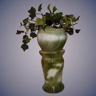 Antique Vintage Doll Jardiniere Flower Plant Stand Pot Garden