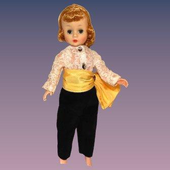 Vintage Madame Alexander Cissette Doll in Toreador Outfit