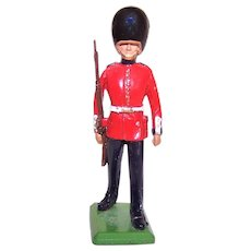 Vintage Britains Ltd Painted Lead Figure - British Horseguards Palace Guard Soldier