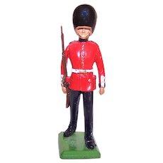 Vintage Britains Ltd Painted Lead Figure - British Horseguards Palace Guard Soldier