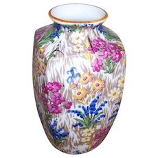 Marguerite Lookalike! Vintage MADE IN JAPAN Chintz Bud Vase!