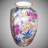 Marguerite Lookalike! Vintage MADE IN JAPAN Chintz Bud Vase!