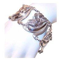 Vikingcraft Sterling Silver Bracelet