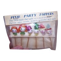 Made in Japan Pixie Party Toppers