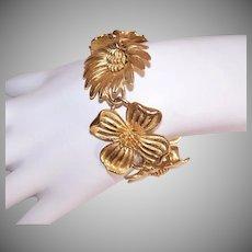 Kunio Matsumoto Trifari Bracelet