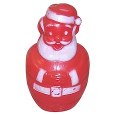 Vintage Santa Claus Candy Bank