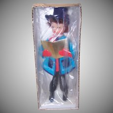Christmas Caroler in Original Box