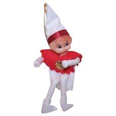 Knee Hugger Elf Ornament