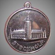 Stockholm 830 Silver Charm