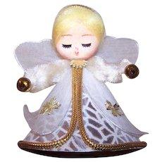 Vintage Japan Angel Ornament