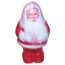 Plastic Santa Claus Rattle