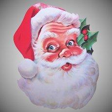 Vintage Santa Claus Decoration