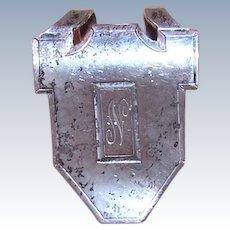 Webster Co Sterling Napkin Ring