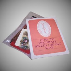 How to Decorate Sweetheart Soap