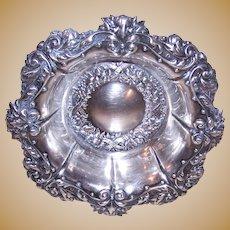 International Silver Candy Bowl