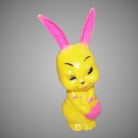 Corwin Plastics Easter Bunny Decoration