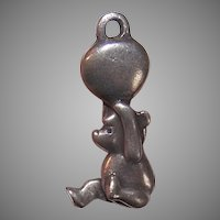 Walt Disney Winnie the Pooh Pewter Charm