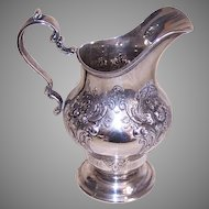 Gorham Chantilly Countess Sterling Silver Creamer Pitcher