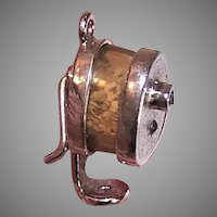 Beau Sterling Silver Mechanical Charm Pencil Sharpener
