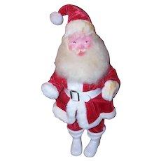 Vintage Harold Gale Santa Claus Doll