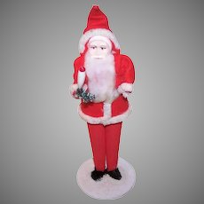Vintage Made in Japan Santa Claus Decoration