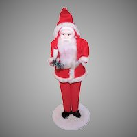Vintage Made in Japan Santa Claus Decoration