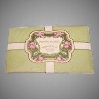 Art Nouveau Colgate & Co Paper Sachet