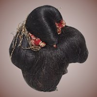 **Very Nice Small Wig For China Fashion Doll **