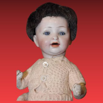 ** Small Bisque Character doll 152 **