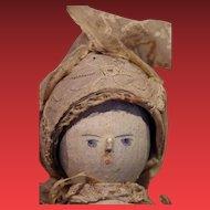 *** Englisch pegwooden Doll ***