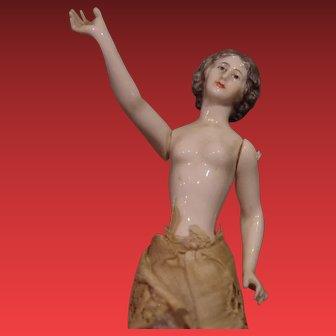 *** German Porcelain Dancer Figure ***1880