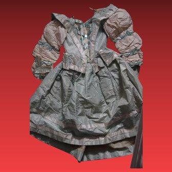 **Most Wonderful Silk Child Costume 1870***