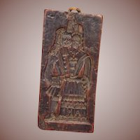 ** Early Wax Mold **
