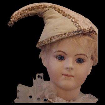 **Silk Jester Type Doll hat ***
