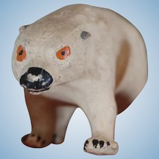 ** Early Papier Mache Animals **
